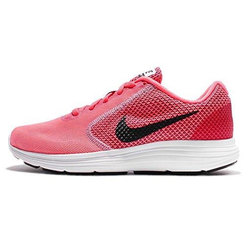 Nike Wmns Revolution 3, Zapatos para Correr para Mujer koralle-pink-blau