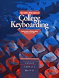 College Keyboarding/Typewriting, Duncan and Warner, 0538708107