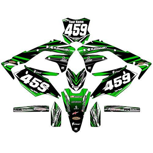 2015 kawasaki 450 motocross parts - 1