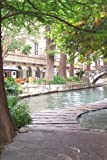 Colorful San Antonio Riverwalk San Antonio Texas USA Journal: 150 Page Lined Notebook/Diary