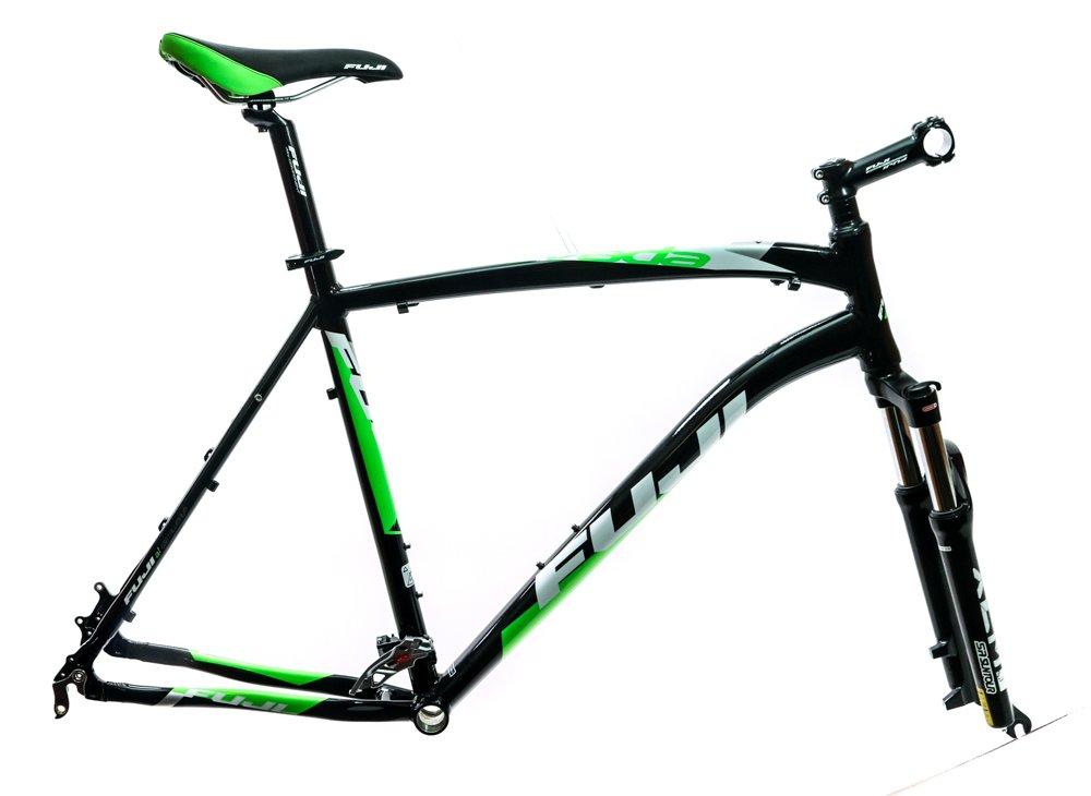 Fuji Nevada 2.0 23'' / 26'' 6061 Alloy Hardtail MTB Bike Frame Fork + Extras NEW