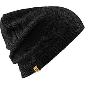 Burton Men's Trevor Beanie True Black FA16 Hat One Size