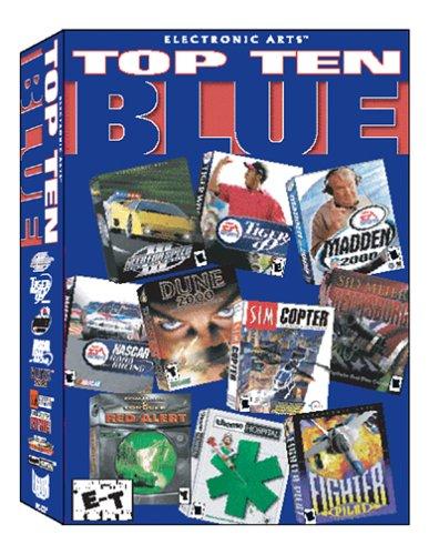 Electronic Arts Top Ten Pack - BLUE - PC