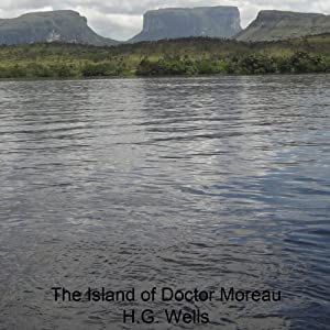The Island of Doctor Moreau Audiobook