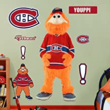 NHL Montreal Canadiens Mascot-Youppi Wall Decal