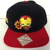 Marvel Comics Kawaii Iron Man Snapback Hat