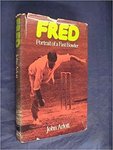 Book Fred Trueman: Portrait of a Fast Bowler