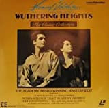 Wuthering Heights starring Laurence Olivier and Merle Oberon - Laser Disc