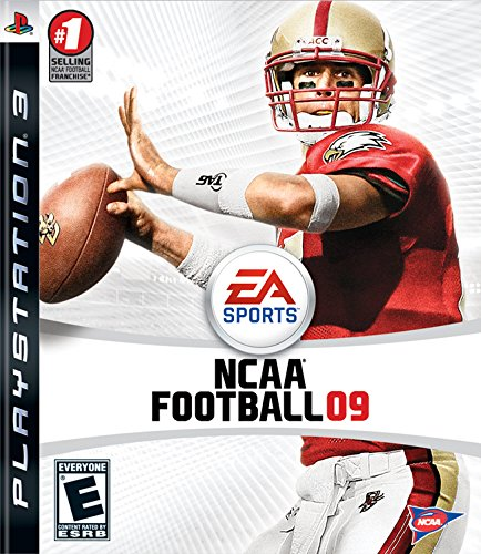 NCAA Football 09 - Playstation 3 (College Video Game)