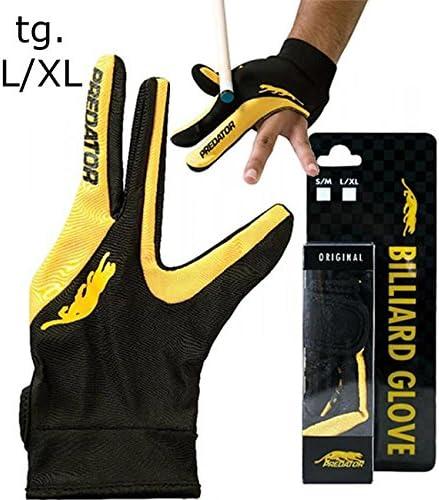 Predator Billiard Glove Guante de billar Lycra Tg. L-XL jugador ...