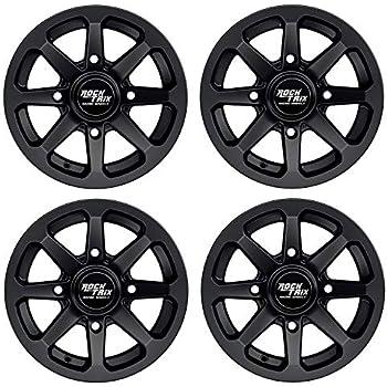ITP SS316 Alloy Wheel Matte Black 12X7 4//110 5 2 1228554536B I.T.P.