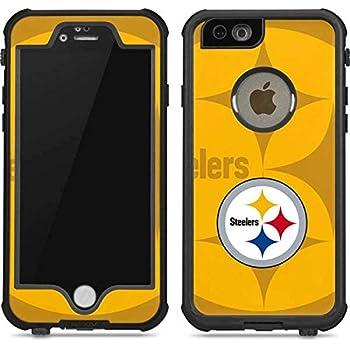 buy popular 113ca b6688 Pittsburgh Steelers iPhone 6/6s Waterproof Case - NFL | Skinit Waterproof  Case - Snow, Dust, Waterproof iPhone 6/6s Cover