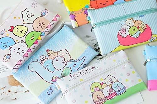 Color: See Chart Gimax Coin Purses Cartoon Sumikko Gurashi Cute Bags Mini Bag Coin Pouch Girls Coin Purse Kids Wallet Small Bag pochette cuzdan Porte monnaie PL19