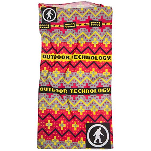 Outdoor Technology Arctic Yowie Facemask OT Native, One Size