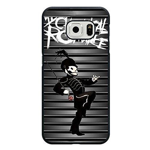 Samsung Galaxy S6 Edge Band MCR Cover Shell Fashion Cool Soldiers Alternative/Indie Rock Band My Chemical Romance Phone Case Cover for Samsung Galaxy S6 Edge