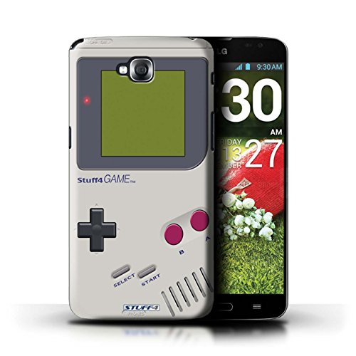 Kobalt® Imprimé Etui / Coque pour LG G Pro Lite/D680 / Game Boy conception / Série Console (jeux vidéo)
