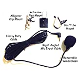 RageCams 2.5MM Right Angle Mic - Contour Plus & Plus2 - ION Air Pro - Spypoint -