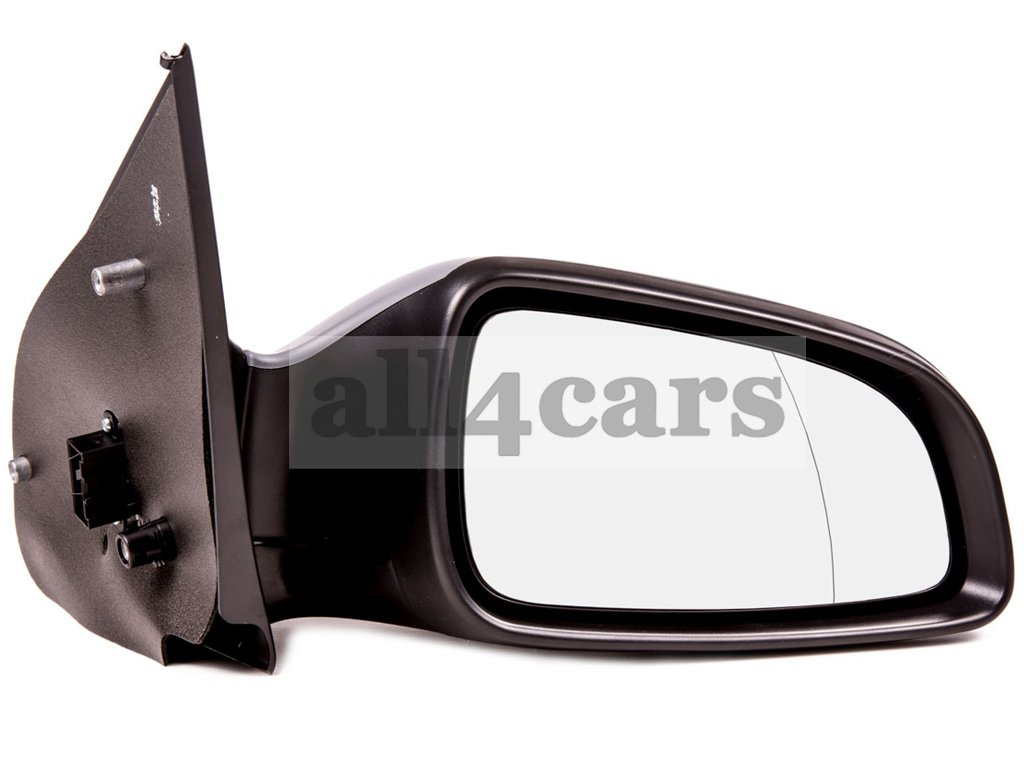 Primed,RHS, 2005 to 2009 Heated Vauxhall Zafira Wing Mirror Unit,Electric