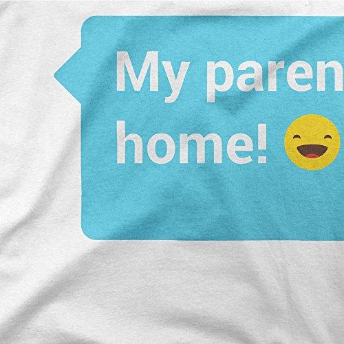 My Parents Aren'T Home Femme T-shirt