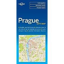 Lonely Planet Prague City Map 1st Ed.