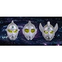 Mask Ultra three brothers set [founder Ultraman] [Ultra Seven] [Ultraman Taro] / Fun goods (paper balloon) with a set
