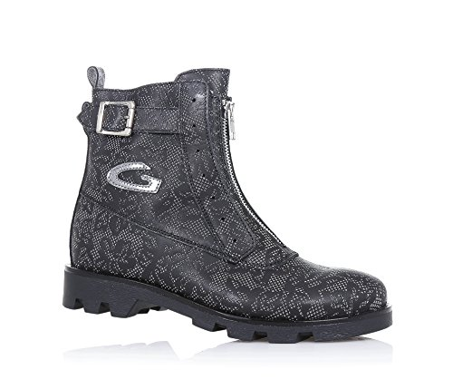 and by mix ankle ALBERTO characterized GUARDIANI of Girls Grey boot naturally technical leather Girl Women details dynamic made Child that vg4gw8q