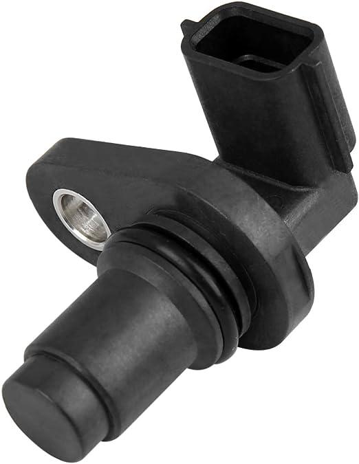 X AUTOHAUX 23731-JA11A Car Black Camshaft Position Sensor fit for Nissan 50Z Altima