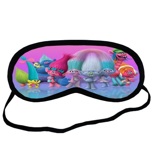 Cute Trolls Sleeping Mask For KIds