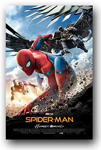 Spider-Man Homecoming Poster - 2017 Movie Promo 11 x 17 - sk