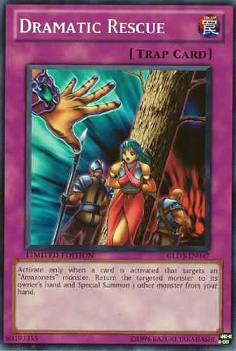 GLD3-EN047 Limited Edition ... Yu-Gi-Oh! - Gold Series 3 Dramatic Rescue