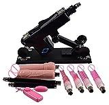 Make Me Arouse Thrusting Pumping Gun Automatic Sex Machine Toy Christmas Sale