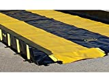 Justrite Manufacturing 28340 Track Mat, Runner, 3 x 10 ft.