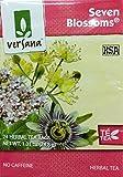 Versana Herbal Tea 24 Tea Bags (Pack of 2) (Seven Blossoms Tea)