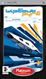 WipEout Pure - Platinum Edition (PSP)