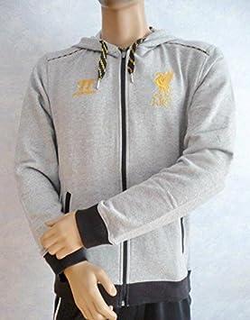 De À Capuche Veste Warrior Lfc M Adidas Sweat Liverpool Sports Fc 7nwv0
