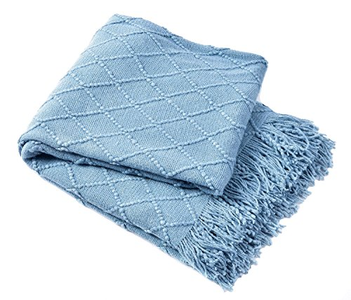 bourina-textured-solid-soft-sofa-throw-couch-cover-knitted-decorative-blanket-50-x-60-blue
