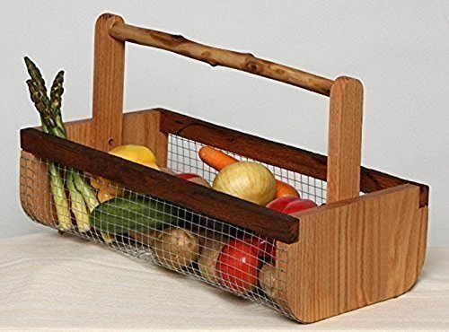 - Garden Hod, Harvesting Basket, Storage Basket, Large