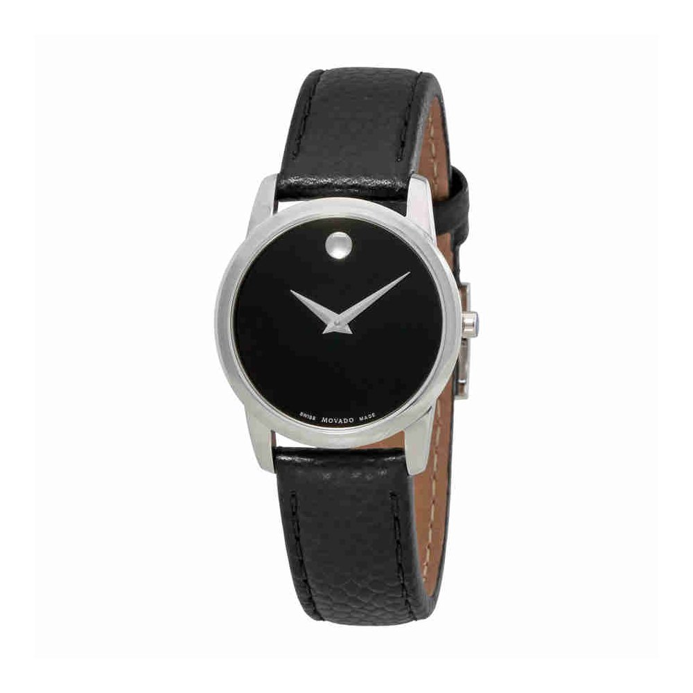 Movado Ladies Museum Classic Analog Business Quartz Watch (Imported) 0607015 by Movado