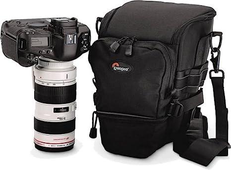 Amazon.com: Lowepro Toploader 70 AW Bolsa de la cámara ...