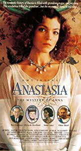 Amazon Com Anastasia The Mystery Of Anna Vhs Amy