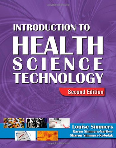 Intro.To Health Science Technology W/Cd