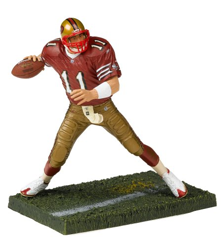 McFarlane Toys NFL Sports Picks Series 11 Action Figure Alex Smith (San Francisco 49ers)