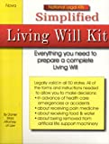 Simplified Living Will Kit, Daniel Sitarz, 1892949229