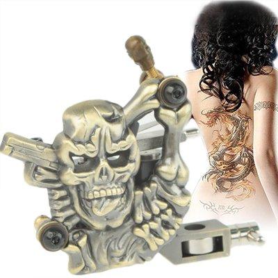 Cráneo de acero Pggpo relieve 10 bobinas de papel secante máquina ...