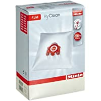 Miele Vacuum Cleaner Bags Type FJM AirClean, 6 Boxes
