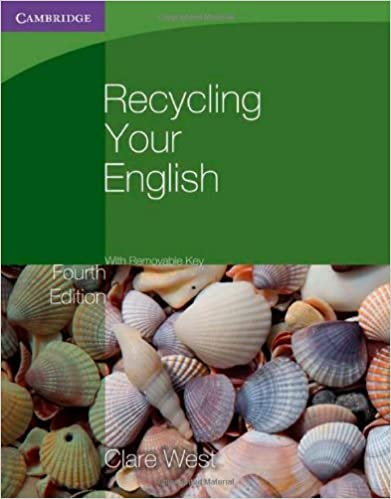 Recycling Your English with Removable Key (Georgian Press)