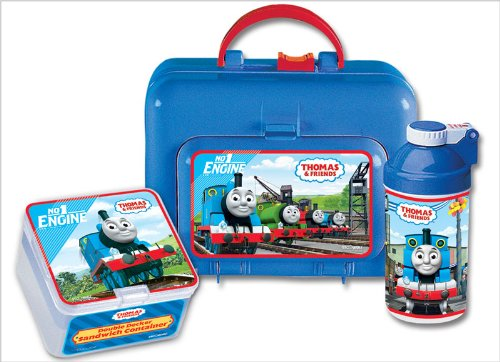 Thomas & Friends Thomas the Train Sidekick Lunch Box with...