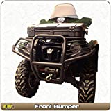 Yamaha Grizzly 700 (2007-15) 550 (2010-15) Quad Front ATV Bison Bumper Brush Guard Trail