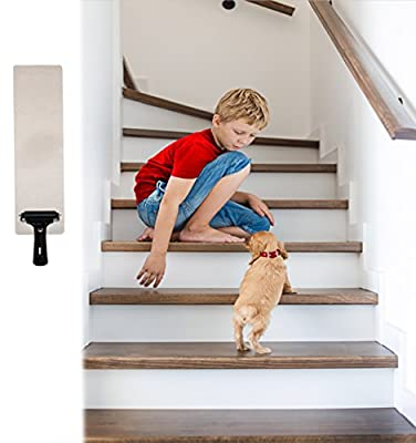 """EdenProducts(15-Pack) Pre Cut Transparent 24"""" x 4"""" (More Sizes Available) Non Slip Strips, Safety for Kids, Elders and Pets, Adhesive Stair/Floor Treads, Indoor, Outdoor, Prevents Slipping"""