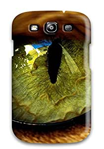 High Quality AnnDavidson Animal Planets Desktop Desktop Skin Case Cover Specially Designed For Galaxy - S3